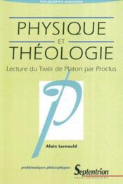 Physique et theologie lecture du