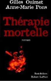 Therapie Mortelle - Couverture - Format classique