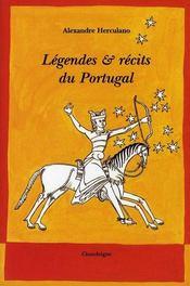 Légendes et récits du Portugal - Intérieur - Format classique