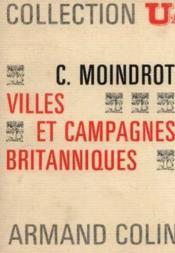 Villes et campagnes britanniques - Couverture - Format classique