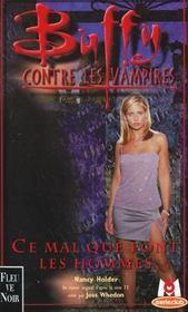 Buffy Contre Les Vampires T.24 ; Ce Mal Que Font Les Hommes - Intérieur - Format classique