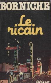 Le Ricain. - Couverture - Format classique