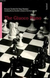 The Giuoco Piano - Couverture - Format classique