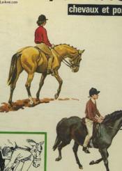 L Equitation Chevaux Et Poneys. - Couverture - Format classique