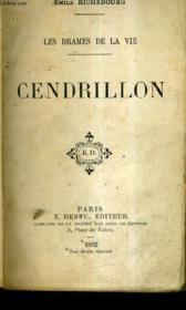 Les Drames De La Vie - Cendrillon. - Couverture - Format classique