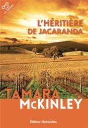 L'héritière de Jacaranda - Couverture - Format classique