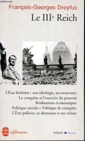 Le Troisieme Reich - Couverture - Format classique