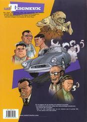 Les teigneux t.2 ; carnage boogie - 4ème de couverture - Format classique
