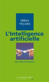L'intelligence artificielle - Couverture - Format classique