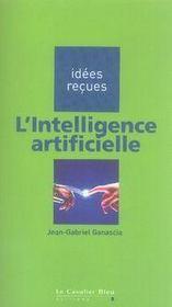 L'intelligence artificielle - Intérieur - Format classique