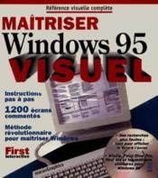 Maitrisez Windows 95 Visuellement - Couverture - Format classique