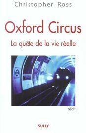 Oxford circus - Intérieur - Format classique