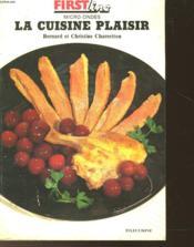 La Cuisine Plaisir - Couverture - Format classique