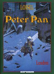 Peter Pan t.1 ; Londres - Intérieur - Format classique