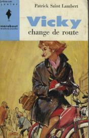 Vicky Change De Route - Couverture - Format classique