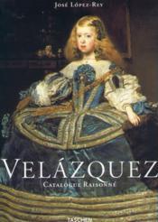 Velázquez, catalogue raisonné - Couverture - Format classique