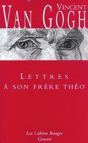 Lettres à son frère Théo - Intérieur - Format classique