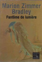 Le Fantome De La Lumiere - Couverture - Format classique