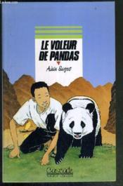 Voleur De Pandas - Couverture - Format classique