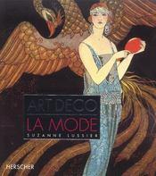 Art Deco, La Mode - Intérieur - Format classique