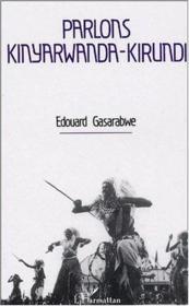 Parlons kinyarwanda-kirundi - Couverture - Format classique