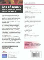 Reseau Pour Les Petites Entreprises - 4ème de couverture - Format classique