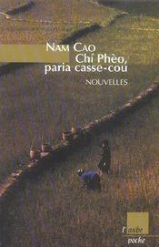 Chi Pheo, Paria Casse-Cou - Intérieur - Format classique