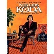 Niklos Koda t.1 ; à l'arrière des berlines - Couverture - Format classique