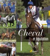 Cheval et équitation - Couverture - Format classique