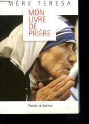 Mon livre de priere - Couverture - Format classique