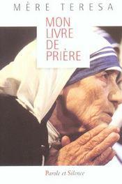 Mon livre de priere - Intérieur - Format classique