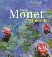 Claude monet waterlilies - Couverture - Format classique