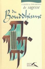 Contes & Paraboles De Sagesse Du Bouddhisme - Intérieur - Format classique