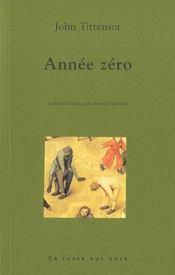 Annee Zero - Intérieur - Format classique