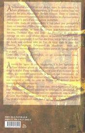 Brillat-savarin, juge des gourmandises - 4ème de couverture - Format classique