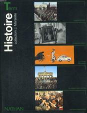 Histoire T° - Couverture - Format classique