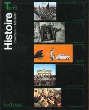 Histoire T° - Intérieur - Format classique