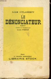 Le Denonciateur - Couverture - Format classique