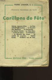 Carillons De Fete. - Couverture - Format classique