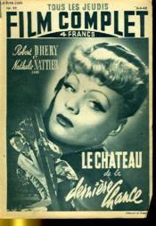 Tous Les Jeudis Film Complet N° 97 - Le Chateau De La Derniere Chance - Couverture - Format classique