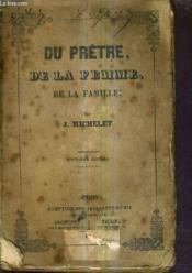 Du Pretre De La Femme De La Famille. - Couverture - Format classique