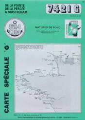 7421g pointe de la percee- ouistreham - Couverture - Format classique