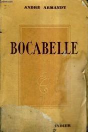 Bocabelle. - Couverture - Format classique