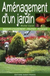 Aménagement d'un jardin - Couverture - Format classique