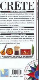 Crète (édition 2001) - 4ème de couverture - Format classique