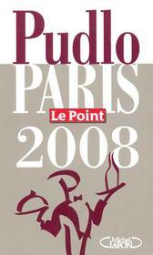 Le pudlo Paris (édition 2008) - Intérieur - Format classique