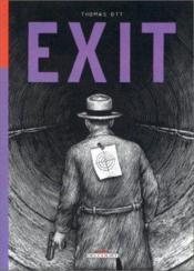 Exit - Couverture - Format classique