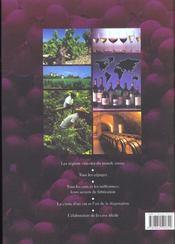 Le vin - 4ème de couverture - Format classique