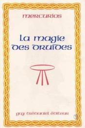 Magie des druides (la) - Couverture - Format classique
