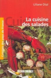 Cuisine des salades (la)/poche - Intérieur - Format classique